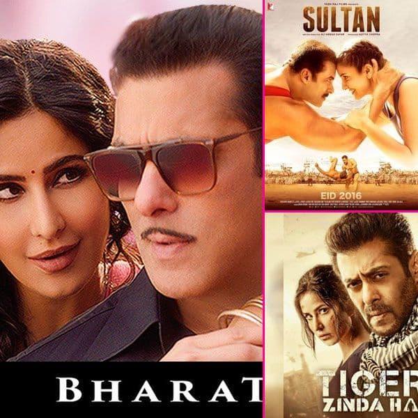 'भारत' के साथ टूट सकते हैं इन फिल्मों के रिकॉर्ड