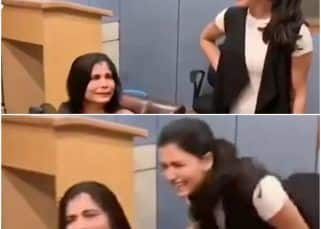 Oh Baby: Chinmayi Sripada and Samantha Akkineni dubbing together will remind you of your BFFs - watch video