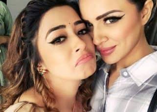 Daayan: Aashka Goradia pens a heartfelt note for Tina Datta as she bid adieu to the show