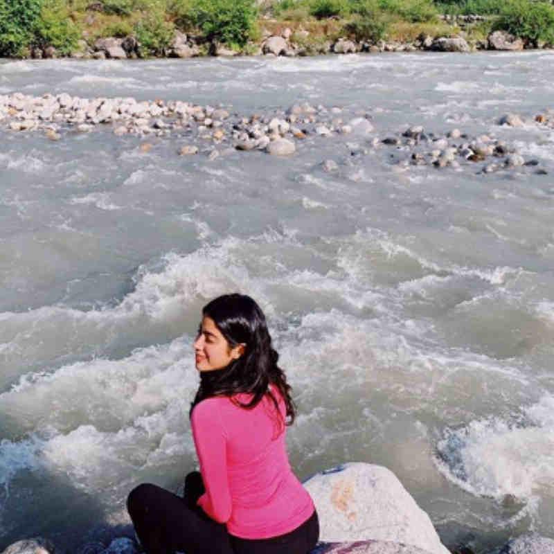 नदी का पिया पानी