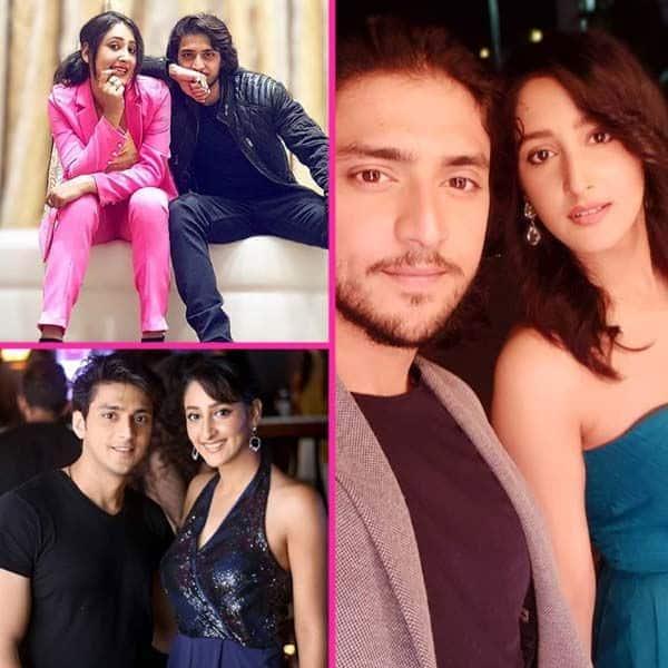 Kinshuk Vaidya and Shivya Pathania romantic pictures