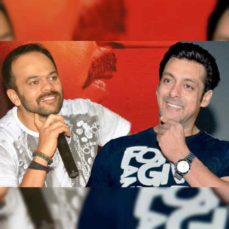 रोहित शेट्टी के साथ सलमान खान का फैमिली कनेक्शन