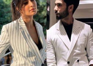 Shahid Kapoor And Katrina Kaif Kissing Latest India Ne...