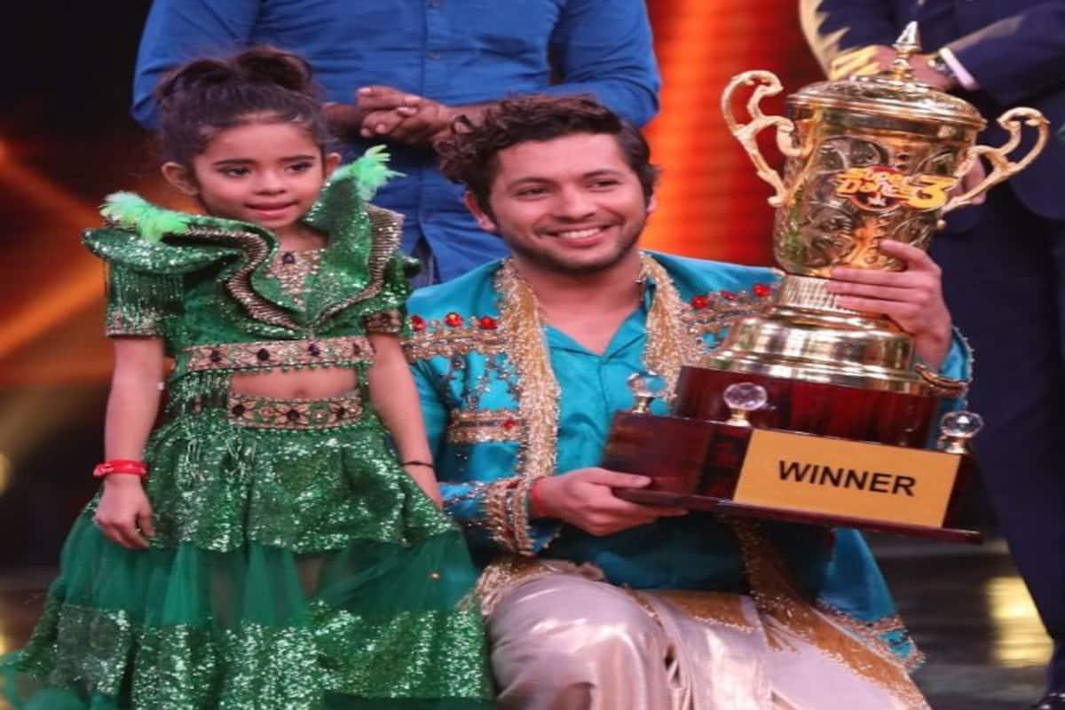 Super Dancer Chapter 3: 6-year-old Rupsa Batabyal wins the