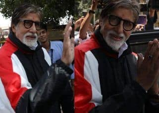 Amitabh Bachchan begins shoot for Gulabo Sitabo in Lucknow