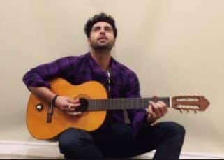 Agnifera's Ankit Gera has some musical talents that should make girlfriend Sara Khan very happy
