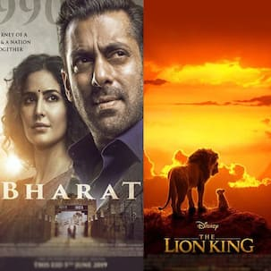 The Lion King Hindi trailer to be attached with Salman Khan and Katrina Kaif's Bharat