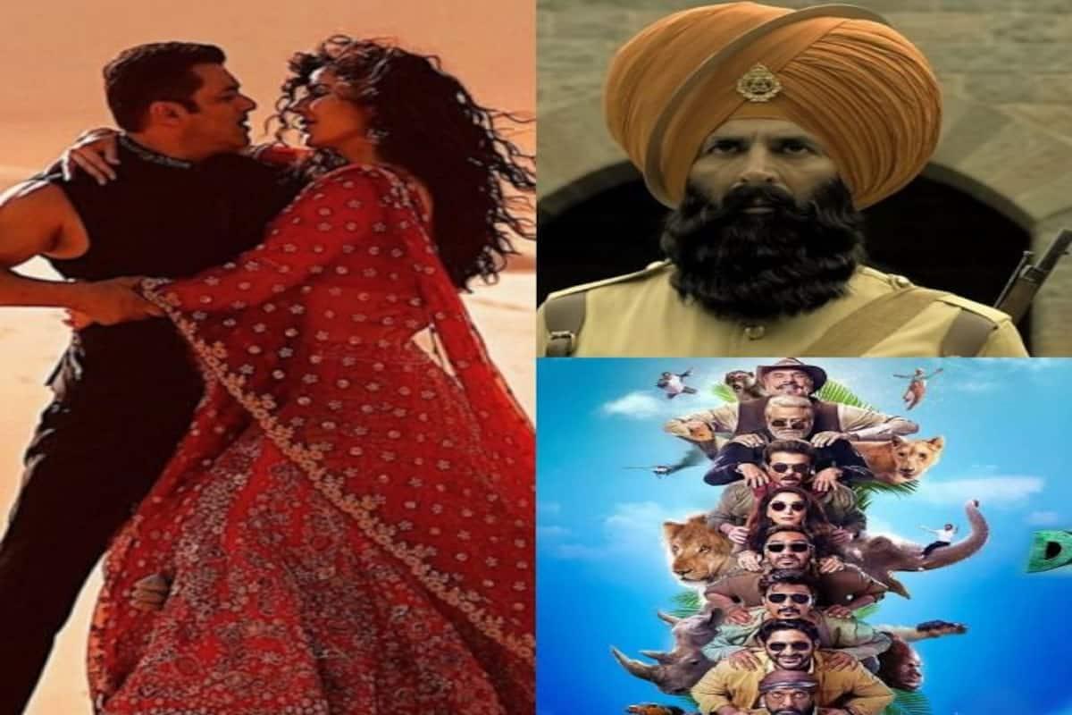 Salman Khan's Bharat set to CRUSH Total Dhamaal and Kesari to become