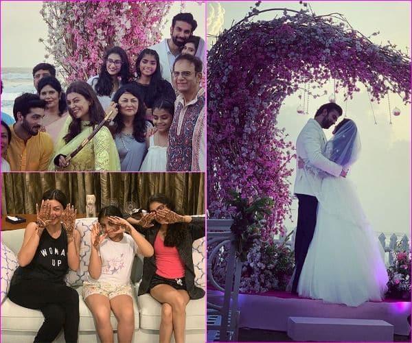 शादी की अनदेखी तस्वीरें