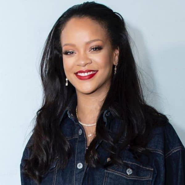 Rihanna has found a new home!