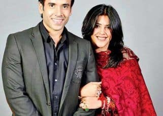 Did you know Ekta Kapoor once called the cops after a fight with brother Tusshar Kapoor?