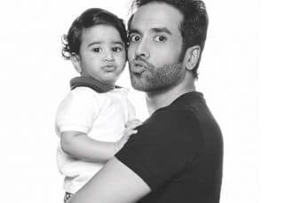 Father's Day 2019: 'I feel more confident, more fulfilled and accomplished as a father,' says Tusshar Kapoor