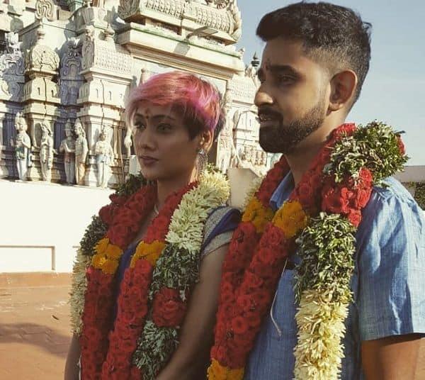 Bigg Boss Tamil contestant Vaishnavi Prasad ties the knot with