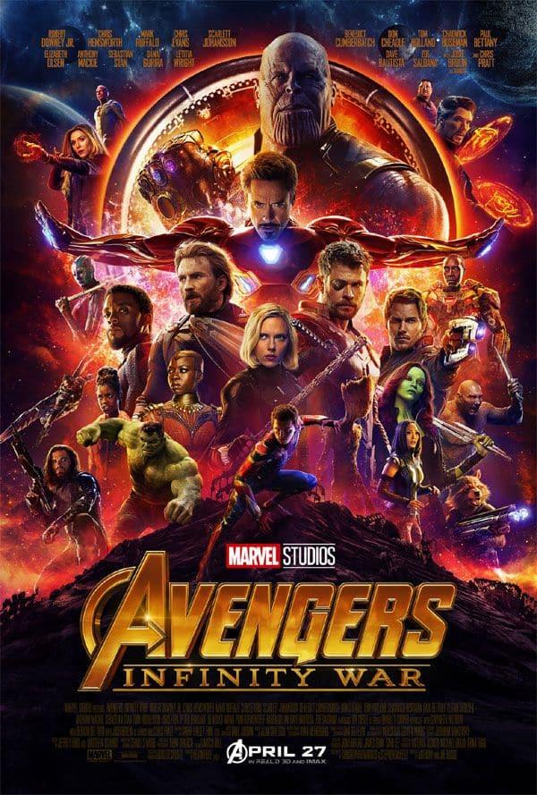 एवेंजर्स - द इन्फिनिटी वॉर (Avengers - Infinity War)