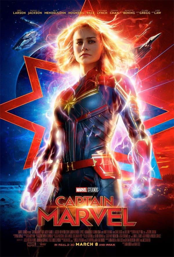 कैप्टन मार्वल (Captain Marvel)