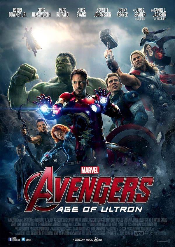 द एवेंजर्स - एज ऑफ अल्ट्रॉन (The Avengers - Age Of Ultron)