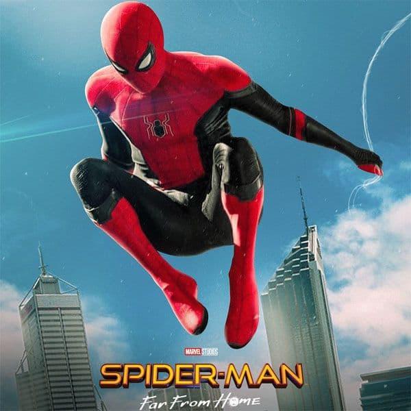स्पाइडरमैन- फार फ्रोम होम  (Spiderman - Far From Home)