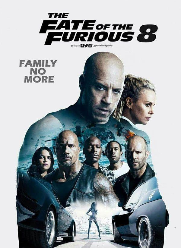 फास्ट एंड फ्यूरियस 8 (Fast & Furious 8)