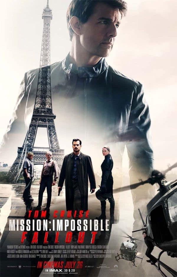 मिशन इंपॉसिबल- फॉलआउट  (Mission Impossible 6: Fallout)