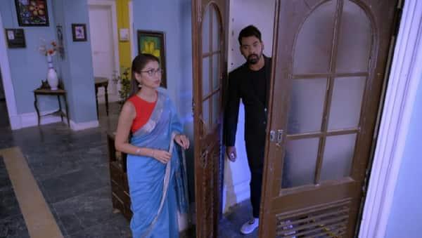 When Abhi Visits Pragya's House   Abhi & Pragya   Sriti   Shabir  