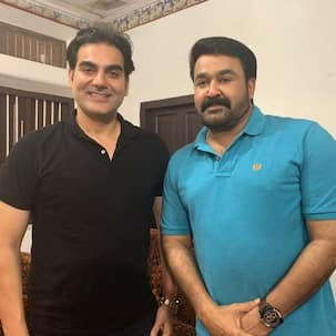 Arbaaz Khan about working with Mohanlal: I feel it's a once-in-a-lifetime opportunity