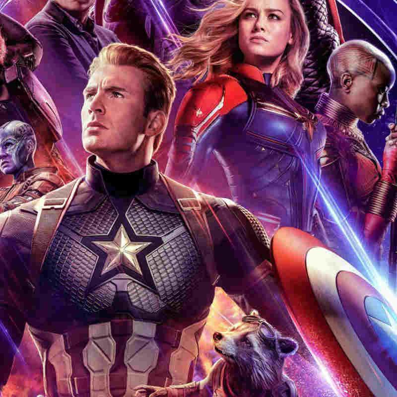 एवेंजर्स एंडगेम (Avengers - Endgame)