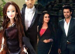 After Erica Fernandes and Hina Khan, Surbhi Jyoti and Peal V Puri get personalised dolls – view pics