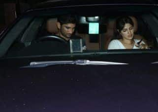 Sushant Singh Rajput and alleged girlfriend Rhea Chakraborty spotted on a dinner date;Are things getting official?