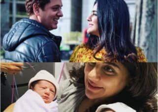 FIRST PIC: Sara Arfeen Khan of Jamai Raja fame blessed with twins