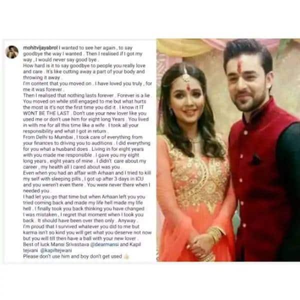 Mohit Abrol's Instagram post