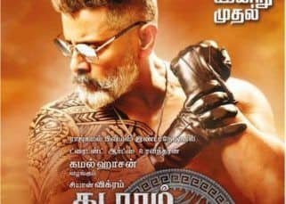 Kadaram Kondan Twitter review: Vikram-starrer racy action film gets huge thumbs up from audience