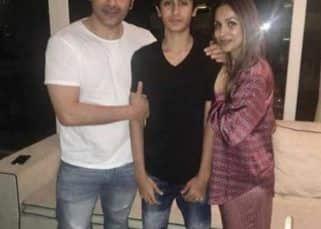 Arbaaz Khan on his equation with Malaika Arora: Our Son has kept us bonded