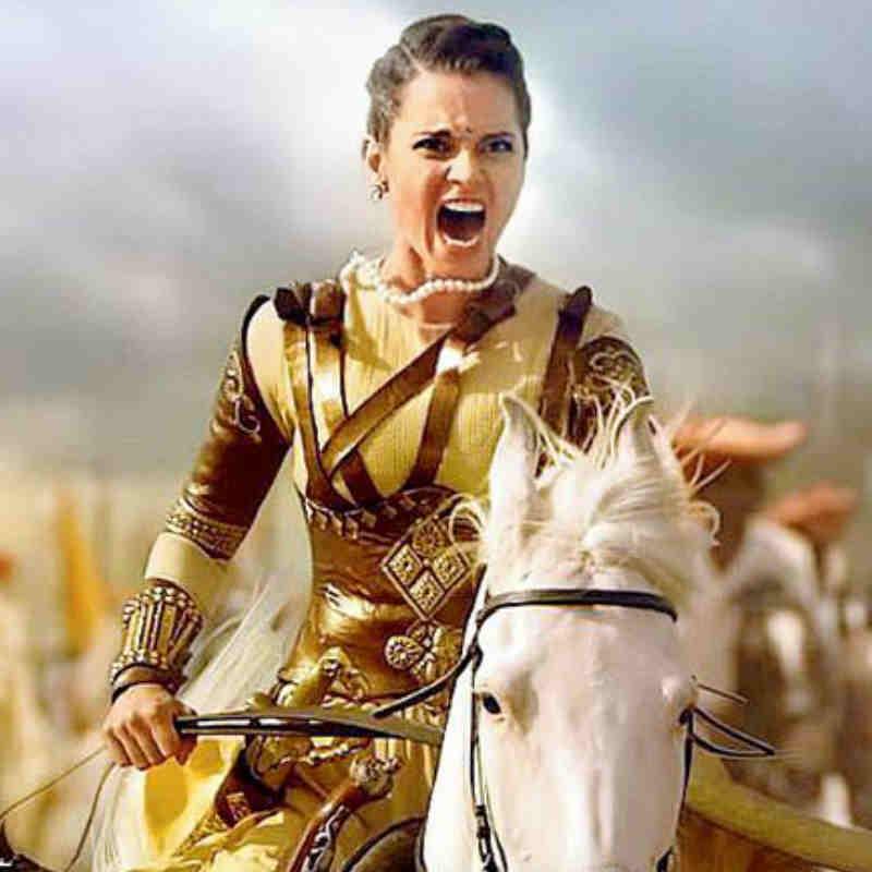मणिकर्णिका- द क्वीन ऑफ झांसी (Manikarnika: The Queen Of Jhansi)
