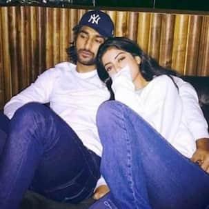 Navya Naveli Nanda wishes rumoured boyfriend Meezaan on his birthday with a stunning pic; Malaal actor reacts