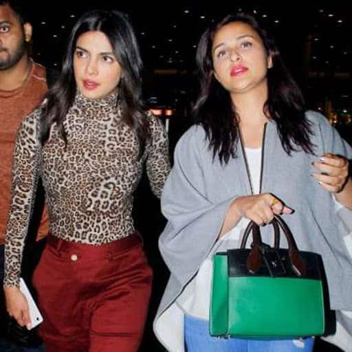 Parineeti Chopra heads to the US for Priyanka Chopra Jonas' birthday