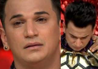 Nach Baliye 9: Prince Narula turned teary when wife Yuvika Chaudhary informed Salman Khan about his brother's death