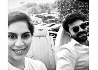 Ram Charan wishes his 'princess' Upasana Kamineni on her birthday with an adorable message