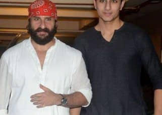 Saif Ali Khan on son Ibrahim's acting debut: He should, he's better looking than I am