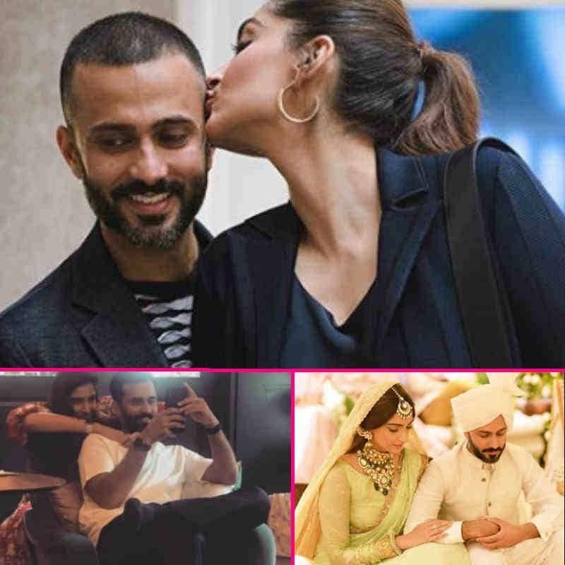 Sonam Kapoor ने धूमधाम से मनाया पति Anand Ahuja का जन्मदिन