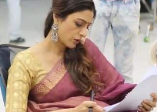 #AA19: Tabu begins shooting for her portions in Allu Arjun-Trivikram Srinivas film