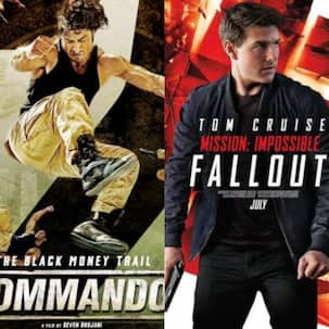 Commando 2's Vidyut Jamwal can easily pull off these 5 Hollywood roles