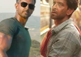 Hrithik Roshan's hotness quotient in War gets pitted against his simple act in Super 30 and the memes are hilarious