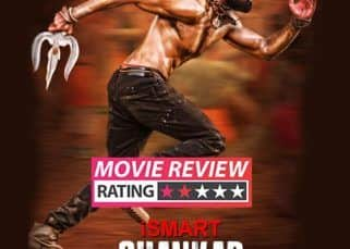iSmart Shankar movie review: A loud Ram Pothineni tries hard to save this insisting tale