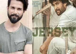 Confirmed! Shahid Kapoor to star in the Hindi remake of Nani's Telugu hit Jersey
