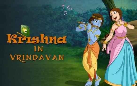 Watch these animated movies of Lord Krishna with your kids