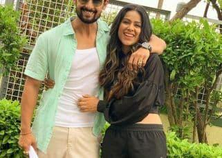 Jamai Raja 2.0: Ravi Dubey and Nia Sharma begin shoot for the show
