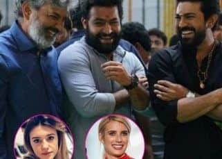 #RRR: Emma Roberts to step in for Daisy Edgar Jones in SS Rajamouli's mega-budget historical drama?