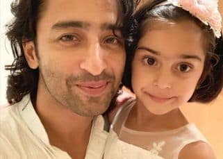 PIC: Shaheer Sheikh and niece Aairah look adorable as they twin in white