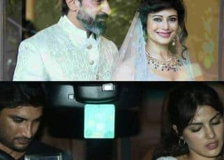 From Nawab Shah-Pooja Batra's wedding photos to Sushant-Rhea's dinner date – here are the pictures which went viral this week