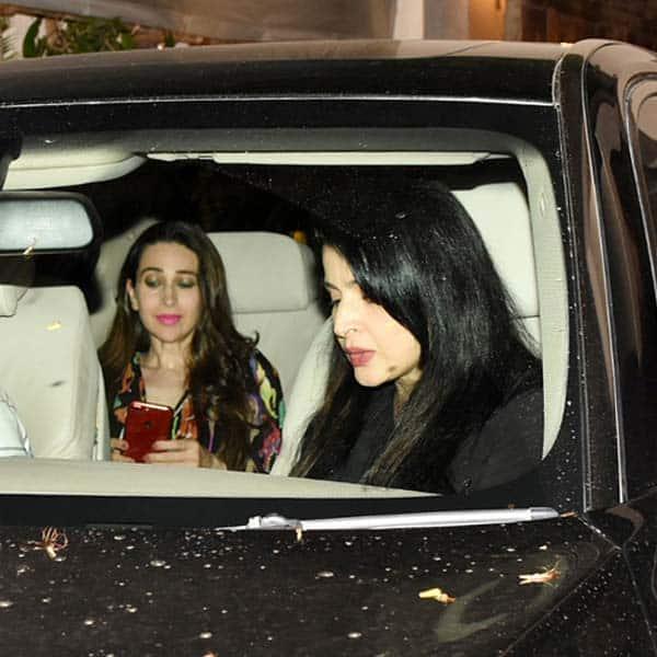 Sonam Kapoor की चाची भी थी कार में मौजूद